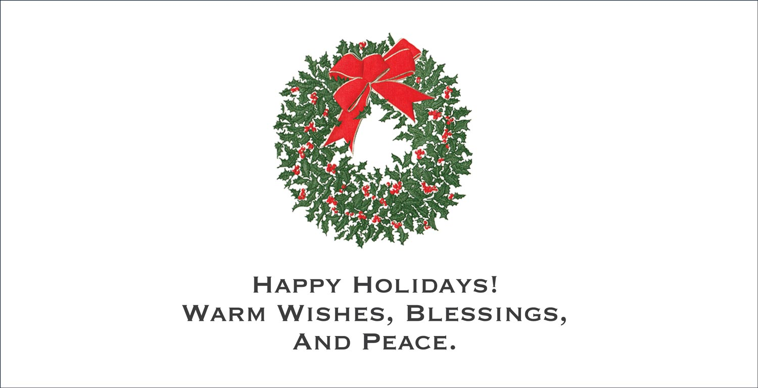 Happy Holidays from Horizon Technologies