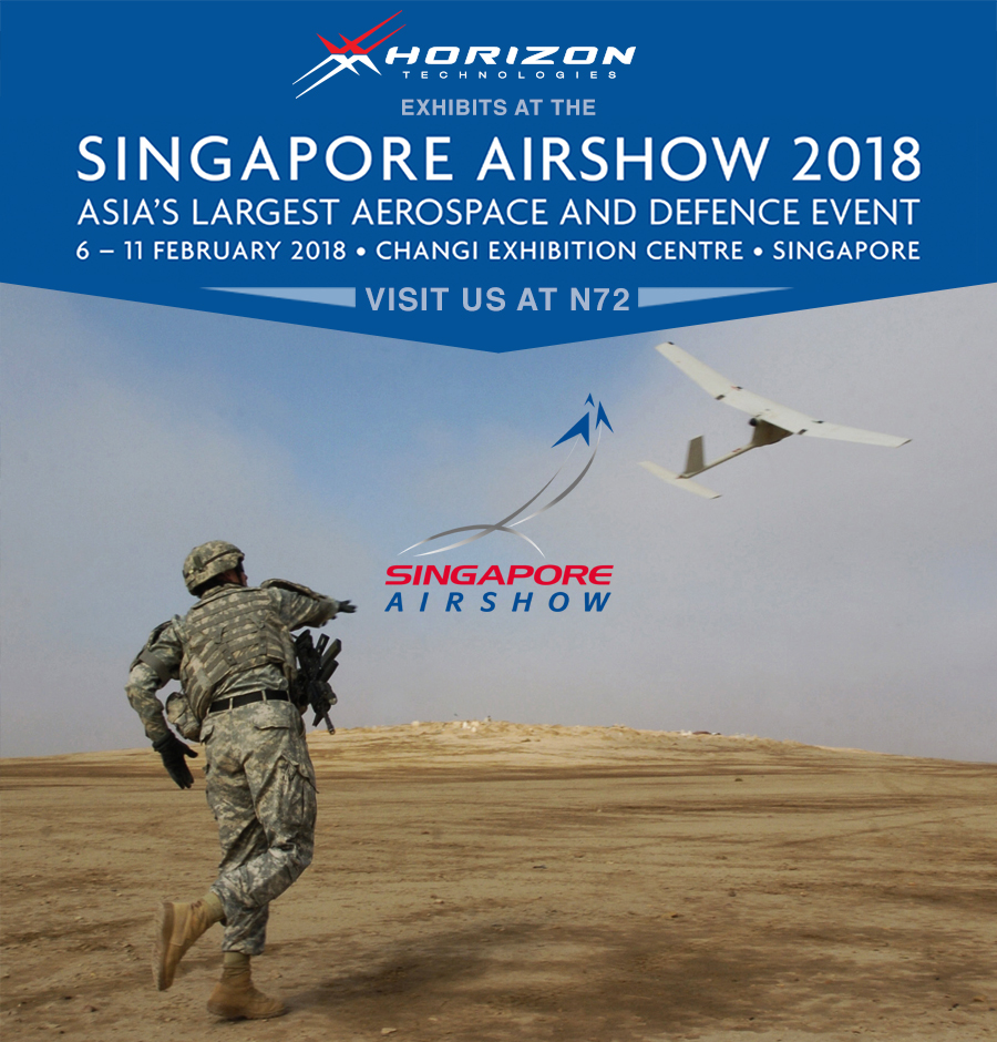 Horizon Technologies At Singapore Airshow
