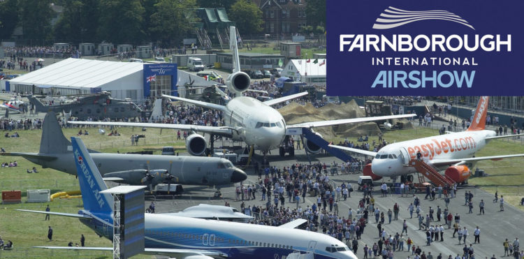 Horizon Technologies SIGINT Farnborough international airshow